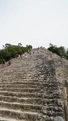 2017-12-07_12-27-01_ILCE-6500_DSC03030 (Miguel Discart (Photos Vrac)) Tags: 2017 24mm archaeological archaeologicalsite archeologiquemaya coba e1670mmf4zaoss focallength24mm focallengthin35mmformat24mm holiday ilce6500 iso100 maya mexico mexique sony sonyilce6500 sonyilce6500e1670mmf4zaoss travel vacances voyage yucatecmayaarchaeologicalsite yucateque