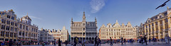 Grand Place - Grand View (abhishek.verma55) Tags: grandplace brussels belgium ©abhishekverma bruxelles travel exterior facade centre town beautiful photography flickr europe eurotrip architecture buildings street people old history historic tourism cityscape urban panorama pano townsquare square sky fujifilmxt20 famousplaces vacation dreamvacation streetphotography landmark travelphotos visualart colourful outdoor outdoors outside travelphotography urbanlandscape unesco worldheritage vivid vibrant wanderlust exploration
