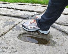 Kames 2018 004_7952 (Mike Snell Photography) Tags: footprint foot dunaddfort dunadd kilmartin argyllandbute scotland hillfort hill fort dairiata historicenvironmentscotland shoe stone