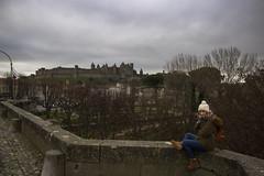 Ciudadela de Carcasona. (Ál Men-chez) Tags: francia carcasona ciudadela