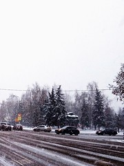Snowfall (msergeevna) Tags: prestigio snow snowfall december winter winterbeauty зима снегопад декабрь