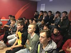Jornada de formació al futbol base amb Covestro