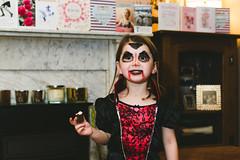Vampress (C. E. Kingsley-Jones) Tags: nikon d7200 35 18 mm g halloween holiday girl vampire vampress cute dressup red person costume cosplay