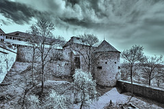 Schloss Hohentübingen (markbangert) Tags: tübingen hohentübingen castle fortification defence