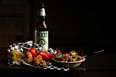 Red Beans and Rice (Studio d'Xavier) Tags: redbeansandrice food lunch louisiana stilllife strobist