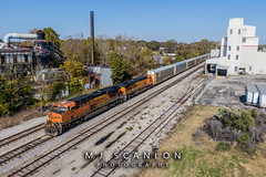 BNSF 6784 | GE ES44C4 | CN Memphis Subdivision (M.J. Scanlon) Tags: automobiles autorack bnsf6784 bnsf7964 business cnmemphissubdivision capture cargo citymain commerce dji digital drone engine freight gees44c4 haul horsepower image impression industrialavenue landscape locomotive logistics mjscanlon mjscanlonphotography mavik2 mavik2zoom memphis merchandise mojo move mover moving outdoor outdoors perspective photo photograph photographer photography picture quadcopter rail railfan railfanning railroad railroader railway scanlon steelwheels super tennessee track train trains transport transportation view wow ©mjscanlon ©mjscanlonphotography unitedstates us
