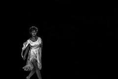 _DSC0496 (Carlo Granisso) Tags: musical church chiesa teatro theatre actor actress jesus sanfrancesco piece mask forzavenitegente maddalena altare animals animali ballo dancing bw blackandwhite torino turin nikon d7500 nikond7500