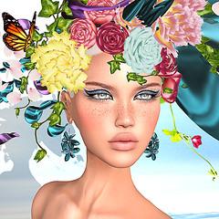 LuceMia - ALMA Makeup - January 2019 Best Photos (2018 SAFAS AWARD WINNER - Favorite Blogger -) Tags: almamakeup portrait makeup eloise 2ndchangeevent