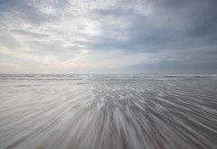 Rushing in (Alf Branch) Tags: sea seaside seawaves seascape stbees westcumbria water waves cumbria clouds rough roughsea motion motionintheocean movement irishsea alfbranch wave olympus omd olympusomdem5mkii leicadg818mmf284 panasonic beach