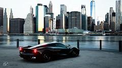 LaFerrari (m i n i t e k) Tags: ferrari laferrari v12 hybrid car supercar hypercar gran turismo sport