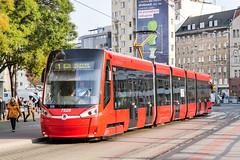 BTS_7526_201811 (Tram Photos) Tags: škoda 30t forcityplus skoda bratislava dopravnýpodnikbratislava dpb strasenbahn tram tramway električková mhd električka