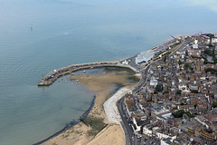 Aerial of Margate in Kent (John D Fielding) Tags: margate kent harbour coast coastline above aerial nikon d810 hires highresolution hirez highdefinition hidef britainfromtheair britainfromabove skyview aerialimage aerialphotography aerialimagesuk aerialview drone viewfromplane aerialengland britain johnfieldingaerialimages fullformat johnfieldingaerialimage johnfielding fromtheair fromthesky flyingover fullframe