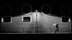 saturday morning (Lukas_R.) Tags: fuji fujifilm xh1 fujinon xf35mm f20 street city travel people rain night light bw