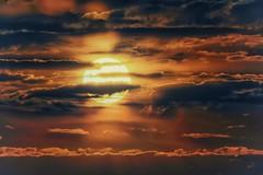 Another African Sunset (cb|dg photo) Tags: sunsetlight sun clouds littlekulala sundowner sunset namibia namibdesert africa