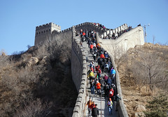 greatwall1 (baalands) Tags: china great wall badaling