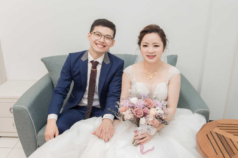 台南東東宴會式場 婚宴 走在幸福的紅毯上 R & B 083