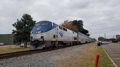 Black Friday Express... (Josh Rich (boysquadxyz)) Tags: 2018 ge generalelectric p40dc locomotive train cityofneworleans amtrak amtk
