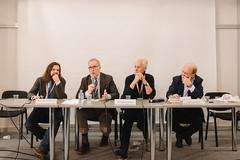 Incontro con Matteo Strukul, Fulvio Ervas e Marc Innaro