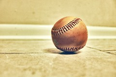 Let's play ball   18/365 (patterson131) Tags: antique vintage sports baseball 18365 365project