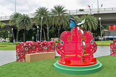 Horoscope - Tiger (chooyutshing) Tags: chinesezodiacanimal tigerhoroscope display chinesenewyear2019 lunarnewyear festival celebrations plaza vivocity singapore