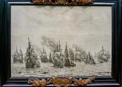 The Battle of Leghorn (zeegeezer) Tags: netherlands art rijksmuseum