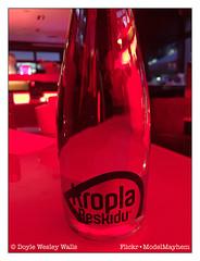 Bottle and Color, Poland (Doyle Wesley Walls) Tags: lagniappe 4856 bottle beverage kroplabeskidu poland color red refreshment doylewesleywalls iphonephoto text words font
