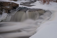 Royal River-190121-01 (tombealphotos) Tags: classicchrome ice landscape longexposure maine nature river riverscape royalriver xh1 xf1655mmf28rlmwr