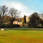 Allestree Park on a sunny winter's day thumbnail