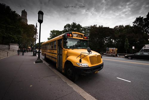 Schoolbus NYC