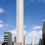 換気塔の写真
