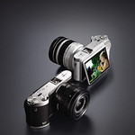 Compact System cameraの写真