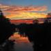river don sunset