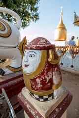 Bu Paya (Seb & Jen) Tags: bagan myanmar burma birmanie mandalayregion myanmarbirmanie oldbagan nyaungu royaumedepagan bu paya