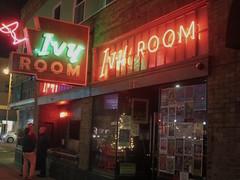 Ivy Room signs (michaelz1) Tags: livemusic ivyroom albany damnskippy