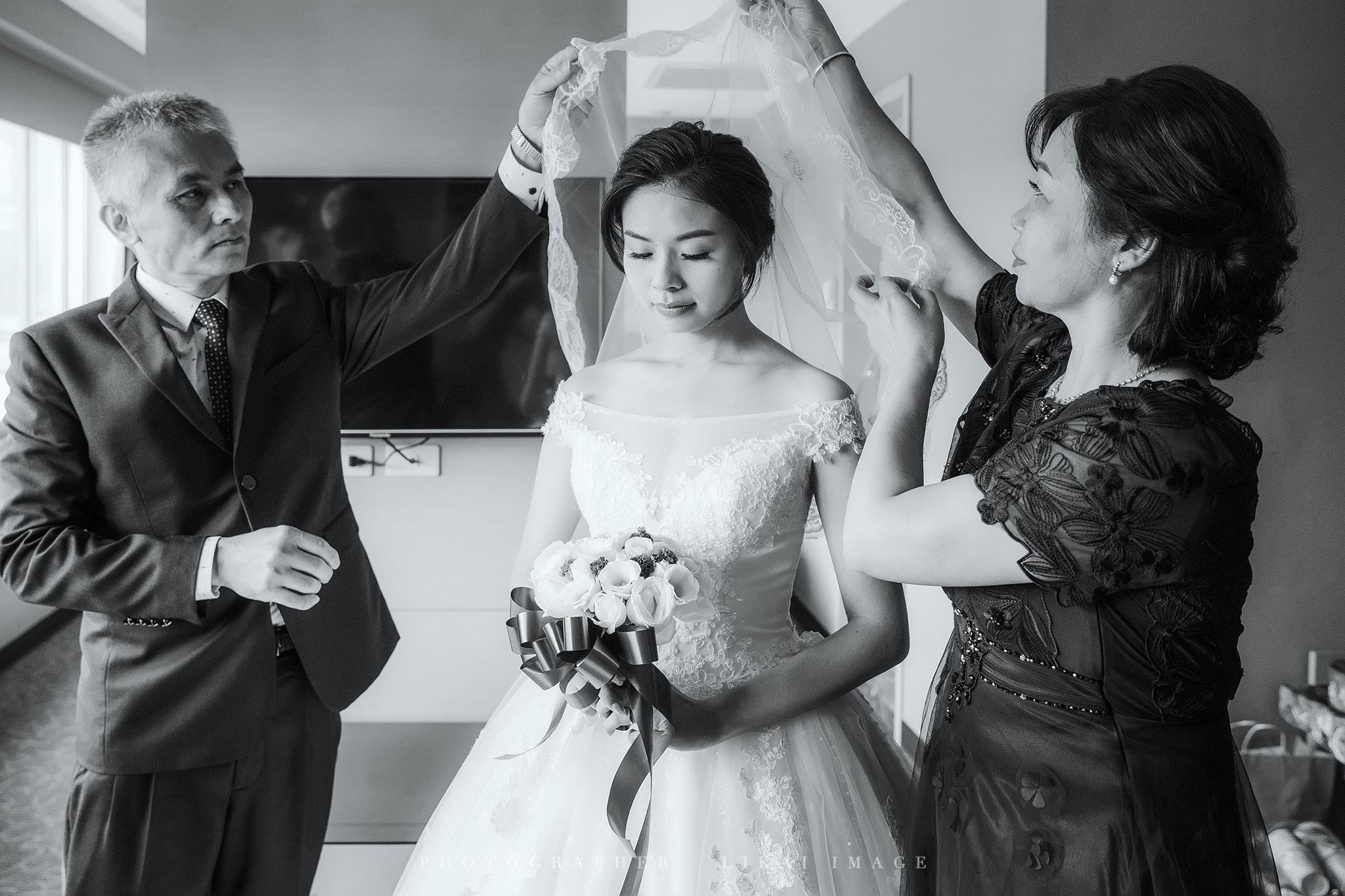 婚禮紀錄 - 筠平 & 昱翰 - 凱撒大飯店