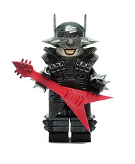 Lego Custom Dark Knights Metal Batman Who Laughs (Tuminio) Tags: lego minifigure batman dark knights metal who laughs dc