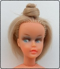 tressy wick blonde (personal collection of dolls) Tags: tressy cathie bella americancharacter fashiondoll dollclothes