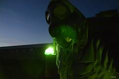 Biohazard Wasteland Guard (Bo Ragnarsson) Tags: postnuclear postapocalyptic gasmask stalker thezone night boragnarsson fallout radioactive radiation