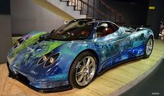 PAGANI Zonda S Art Car - 2001