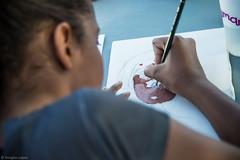 Festival Mulheres do Mundo - WOW - Oficina de Desenho com Rita Wainer  © DouglasLopes (12 de 15)