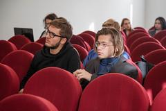 Студенты Литинститута (litinstitutmaximgorky) Tags: litinstitut2018 students lection arion poets critics writers