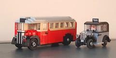 London Transport (ScotNick1) Tags: aec regal t bus vehicle london suburbs associated equipment company