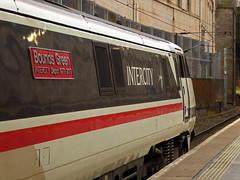 Intercity is back! (SRB Photography Edinburgh) Tags: lner eastcoast intercity class91 91119 edinburgh waverley 1s09 1e14 trains uk railways