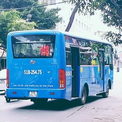 Samco City I51 CNG on bus line number 148 connects Western bus terminal and Gò Vấp bus park in Ho Chi Minh city   Vehicle license plate: 51B - 254.75  #buytsaigon #bus148 #samco #samcobus #isuzu #isuzubus #benxemientay #phulam #minhphung #congviendamsen # (phanphuongphi) Tags: ngatubayhien congviendamsen govap benxemientay isuzubus truongthptgovap samco langchaca buytsaigon phulam bus148 chogovap congviengiadinh truongthptphunhuan isuzu hoichotrienlamquantanbinh truongtieuhochovanhue samcobus minhphung cngbus ngvbus