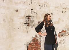IMG_5700 (lesheaphotography) Tags: brick wall girl senior seniors 2019 2019grads grad graduation 2019seniors scottcentral mississippi pelahatchie black white autumn fall photoshoot vintage rustic window door
