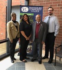 SCC Foundation Creates the Lillie Bell Atchinson Memorial Scholarship for Nursing (S C C) Tags: atchison spartanburgcommunitycollege scc sccfoundation donation