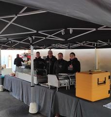 "burger grill catering und mobile kaffeebar barista Gebäck Frühstück Mittagessen in bad Neuenahr ahrweiler bei coca cola • <a style=""font-size:0.8em;"" href=""http://www.flickr.com/photos/69233503@N08/31451730437/"" target=""_blank"">View on Flickr</a>"