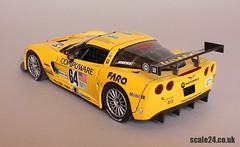 Corvette C6R - 65 (cmwatson) Tags: chevrolet corvette c6r 2007 lemans revell 07396 studio27 scale24 sdcc2401c