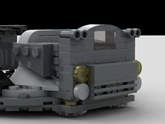 SW Imperial Cargo Speeder #2 (CommanderJonny1) Tags: starwars speeder lego
