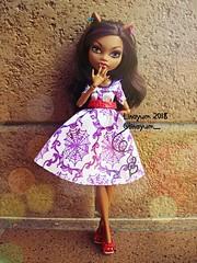 Please read (Linayum) Tags: clawdeen clawdeenwolf mh monster monsterhigh mattel doll dolls muñeca muñecas toys toy juguetes juguete linayum
